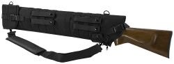 Tactical Shotgun Scabbard Black