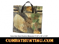Camo Deer Stand Cushion