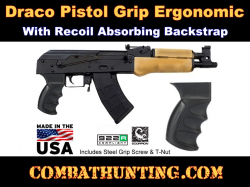 Draco Pistol Grip Ergonomic Recoil Reducing