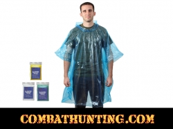 All Weather Emergency Poncho