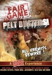 Fair Game Pelt Busters Hunting DVD