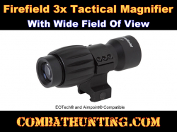 Firefield 3x Tactical Magnifier