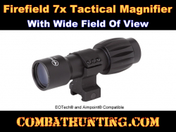 Firefield 7x Tactical Magnifier For Weapon Sights