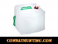 Five Gallon Collapsible Water Carrier Emergency Water Container