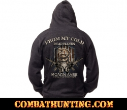 From My Cold Dead Hands Hoodie Sweatshirt