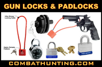Gun Safety Locks & Padlocks