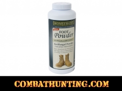 Homefront Military Antifungal Foot Powder