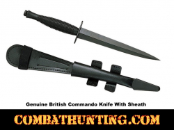 Genuine British Commando Knife