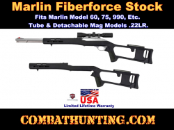 Marlin Model 60 .22 Replacement Stock Dragunov Sniper Rifle Stock