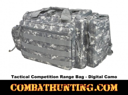 Tactical Competition Range Bag Digital Camo