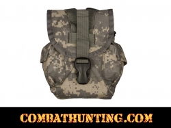 ACU Digital Camo MOLLE II Canteen / Utility Pouch