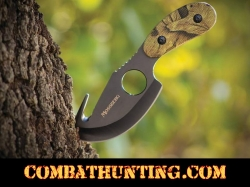 Mossberg Skinning Knife With Gut Hook