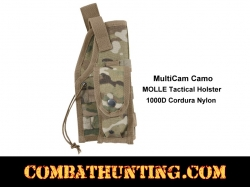 Multicam Tactical Holster Molle Fits 92F 45 ACP 1911