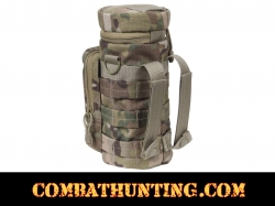 Multicam Molle Water Bottle Pouch / Holder