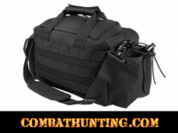 Small Tactical Range Bag Black