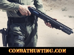 Remington1100 Picatinny Rail System With M-Lok Handguard