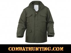 Rothco M65 Field Jacket Olive Drab