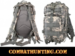 ACU Digital Military MOLLE Transport Assault Pack