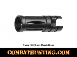 Ruger 10/22 Muzzle Brake Short Flash Hider