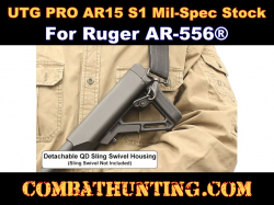 Ruger AR-556� Replacement Stock Adjustable