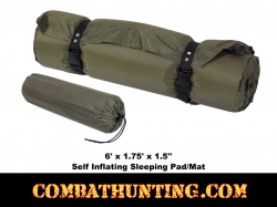 Self Inflating Sleeping Pad Mat