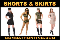 Women's Shorts & Skirts