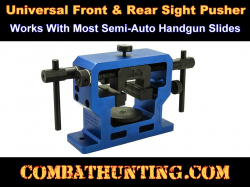 Universal Front & Rear Sight Pusher Tool