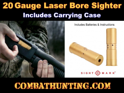 Sightmark 20 Gauge Shotgun Laser Bore Sight