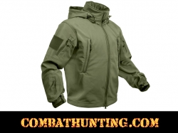 Rothco Special Ops Tactical Softshell Jacket Olive Drab