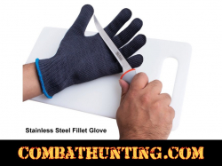 Stainless Steel Fillet Glove