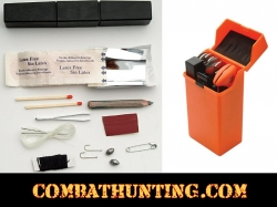 Camping Survival Kit Multi Tool Set With Case