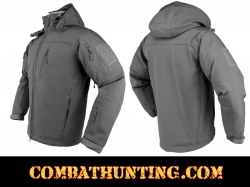 Alpha Trekker Tactical Jacket Urban Gray
