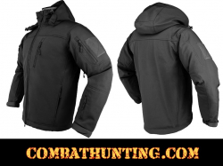 Alpha Trekker Tactical Jacket-Black