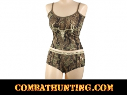 Womens Smokey Branch Wild Game Tank Top