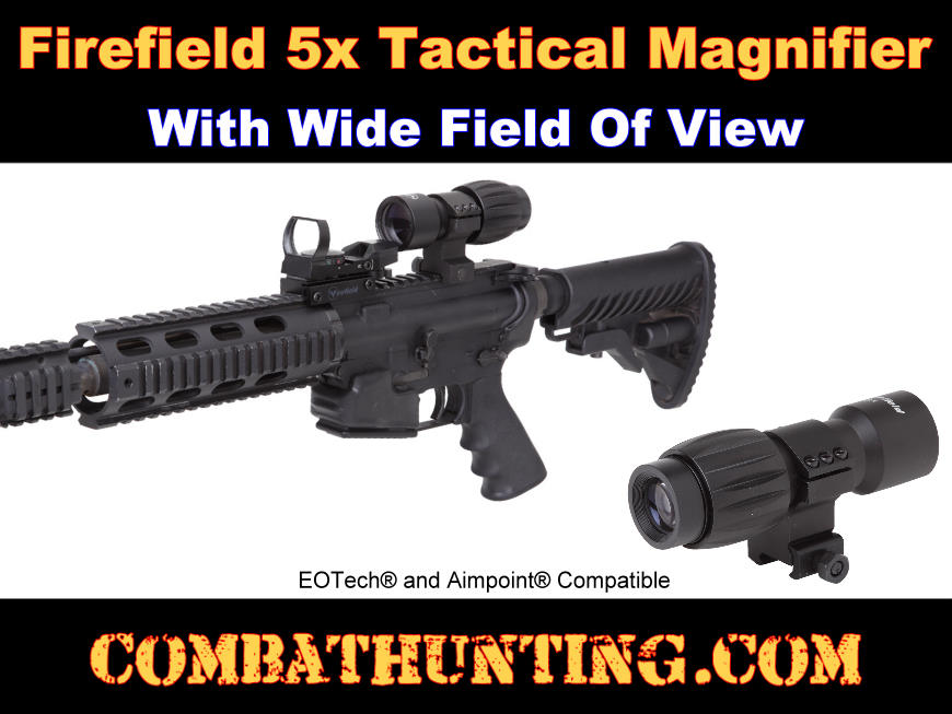 Firefield 5X Tactical Magnifier style=