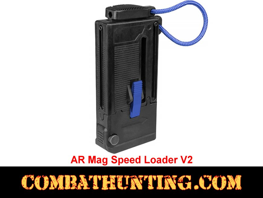 AR-15/M16 Magazine Speed Loader style=