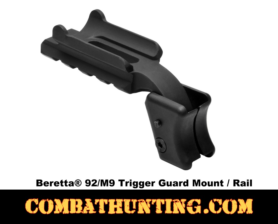 Madber Beretta 174 92 M9 Trigger Guard Mount Rail Rifle