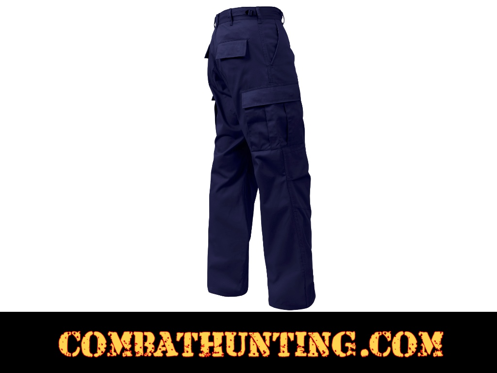 7885 Navy Blue Military BDU Fatigue Pants - Military Fatigues Pants BDU 0af7247ce0d