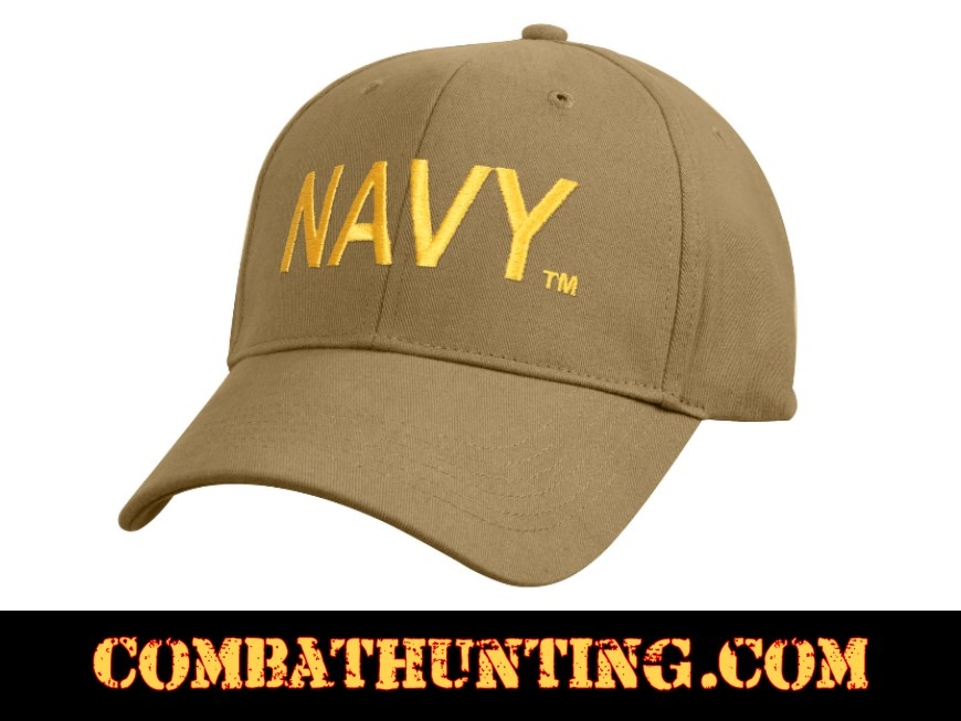 84a9c59ca6927 3813 Navy Cap Low Profile Coyote - Military Hats Baseball Caps