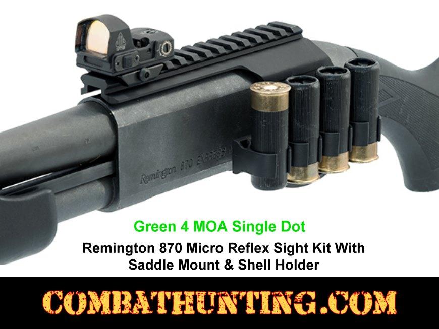 aluminum Compact Green dot Sight Fits Maverick 88 accessories.