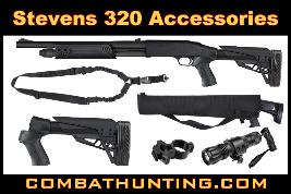 Stevens 320 stock options