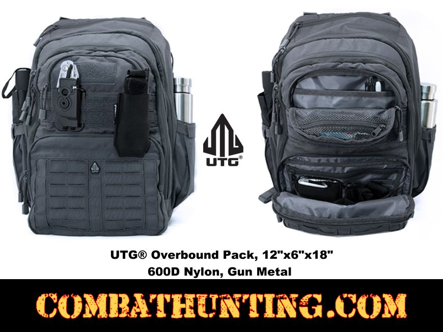 UTG Overbound Pack 12