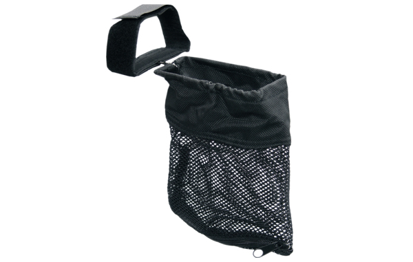 UTG AR15 Mesh Trap Shell Catcher Zippered for Quick Unload style=