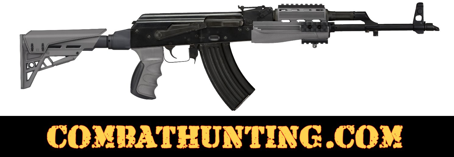 AK-47 TactLite Elite Stock Package With AK-47 Stock, Grip, Forend style=