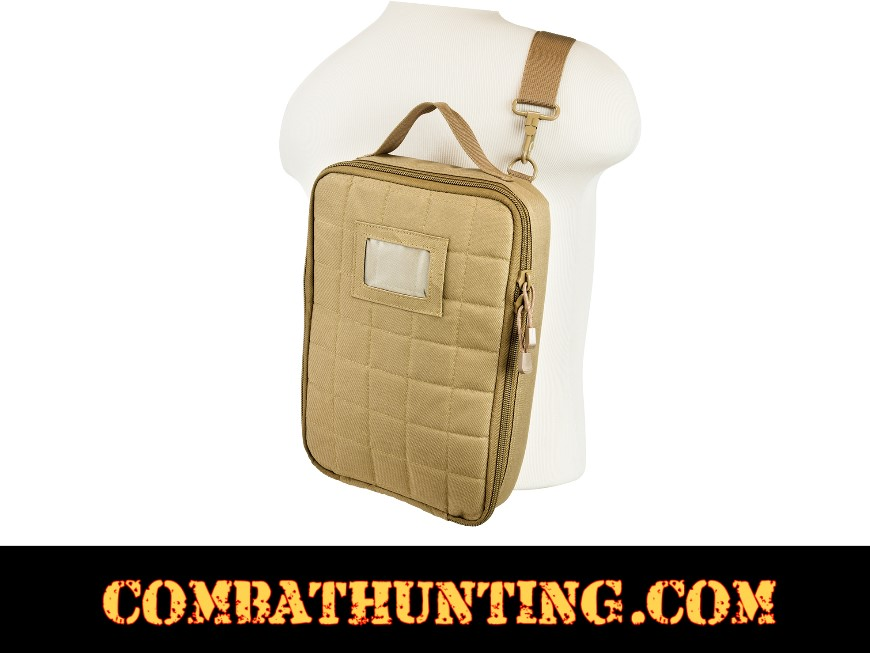 Mag Ready Carrier Case Grab And Go Bag Tan style=