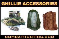Ghillie Suit Accessories