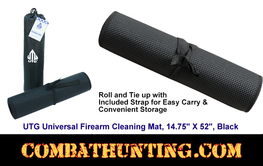 UTG Universal Firearm Cleaning Mat style=
