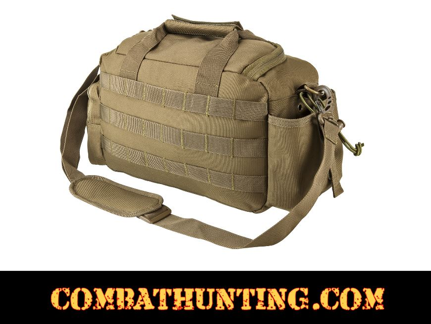 Small Tactical Range Bag FDE/Tan style=