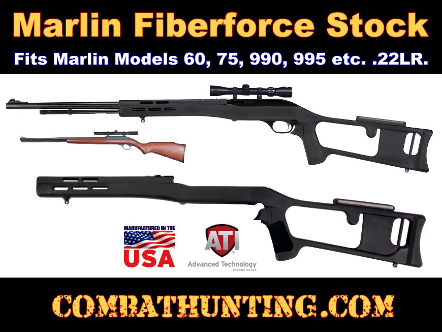 Marlin 60 Rifle Stock style=