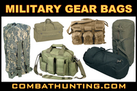 Military Gear Bags